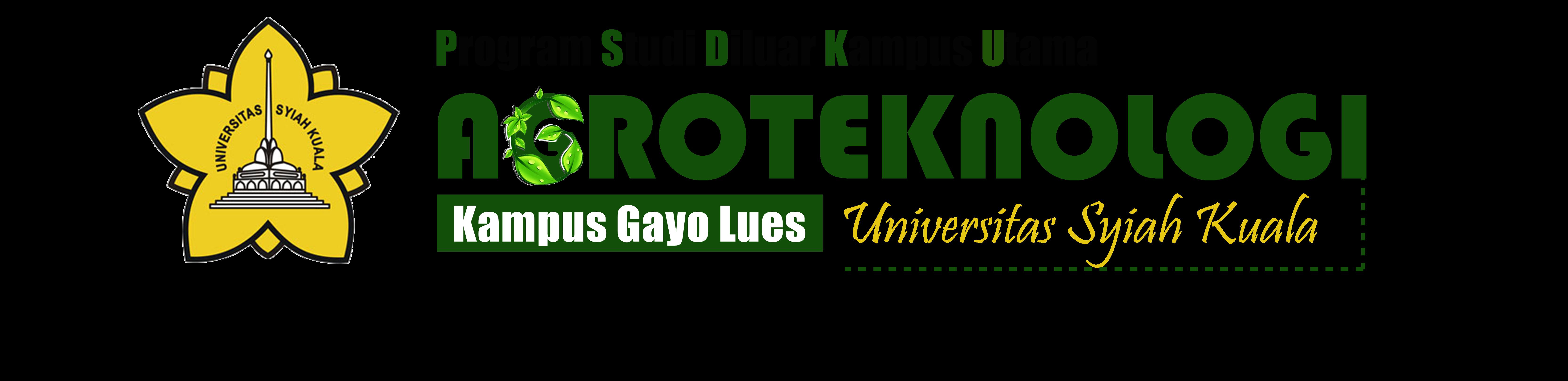 Program Studi Agro Teknologi PSDKU Gayo Lues